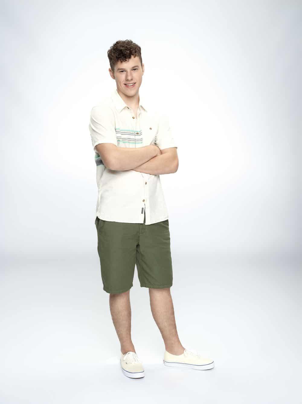 "MODERN FAMILY - ABC's ""Modern Family"" stars Nolan Gould as Luke Dunphy. (ABC/Robert Ashcroft)"