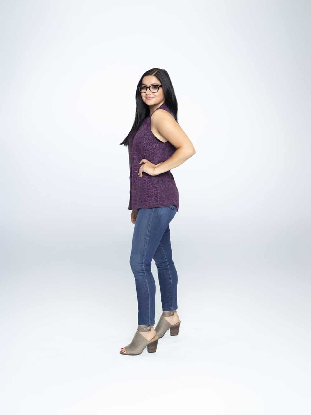 "MODERN FAMILY - ABC's ""Modern Family"" stars Ariel Winter as Alex Dunphy. (ABC/Robert Ashcroft)"