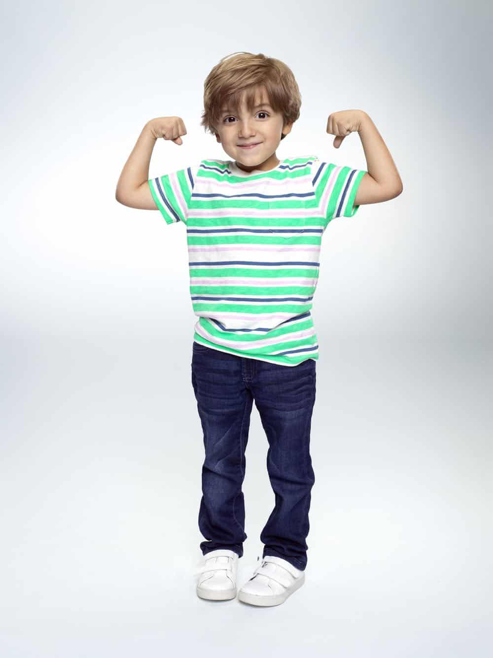 "MODERN FAMILY - ABC's ""Modern Family"" stars Jeremy Maguire as Joe Pritchett. (ABC/Robert Ashcroft)"