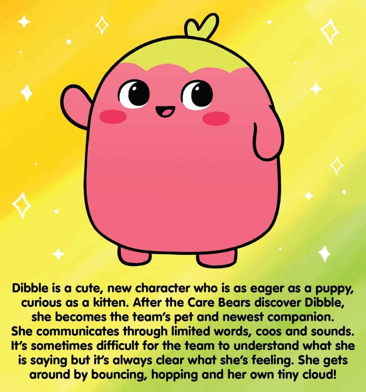 Dibble Image w description