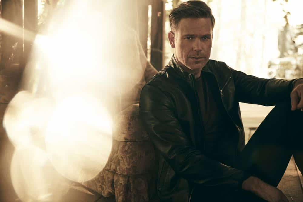 Legacies -- Image Number: LGC1_ALARIC_0071r.jpg -- Pictured: Matthew Davis as Alaric Saltzman -- Photo: Miller Mobley/The CW -- © 2018 The CW Network, LLC. All Rights Reserved.