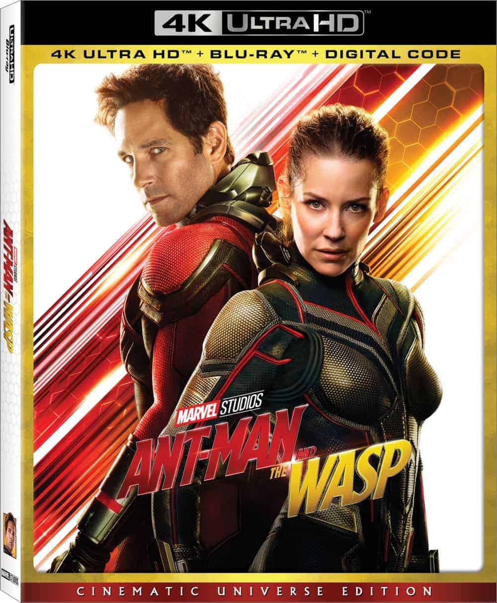 Ant Man Wasp 6.75 UHD US
