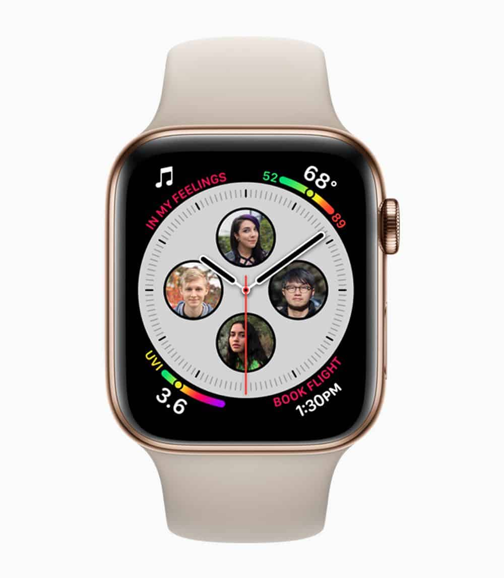 Apple Watch Series4 icons reminders 09122018