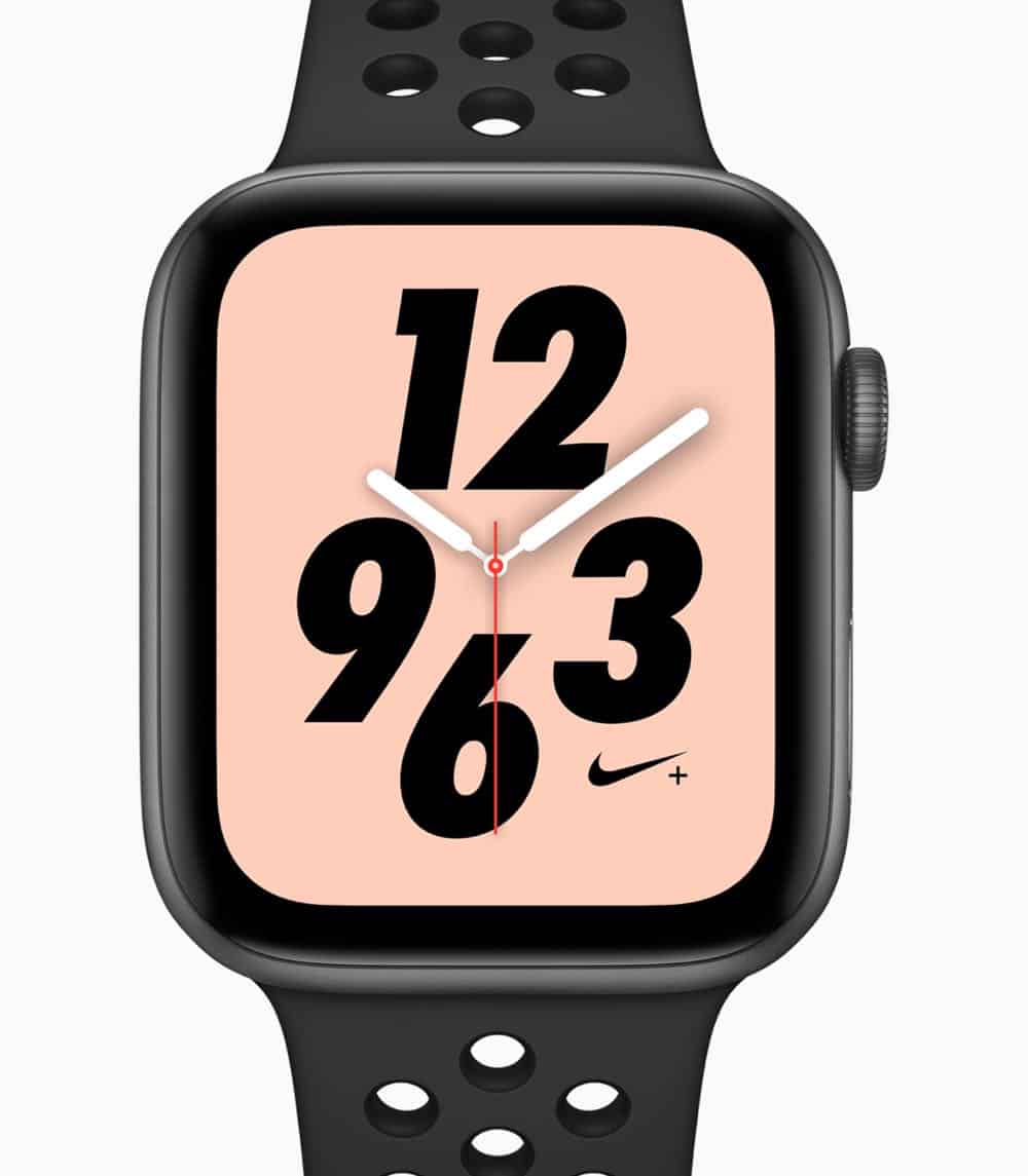 Apple Watch Series4 Nike Fcae 09122018