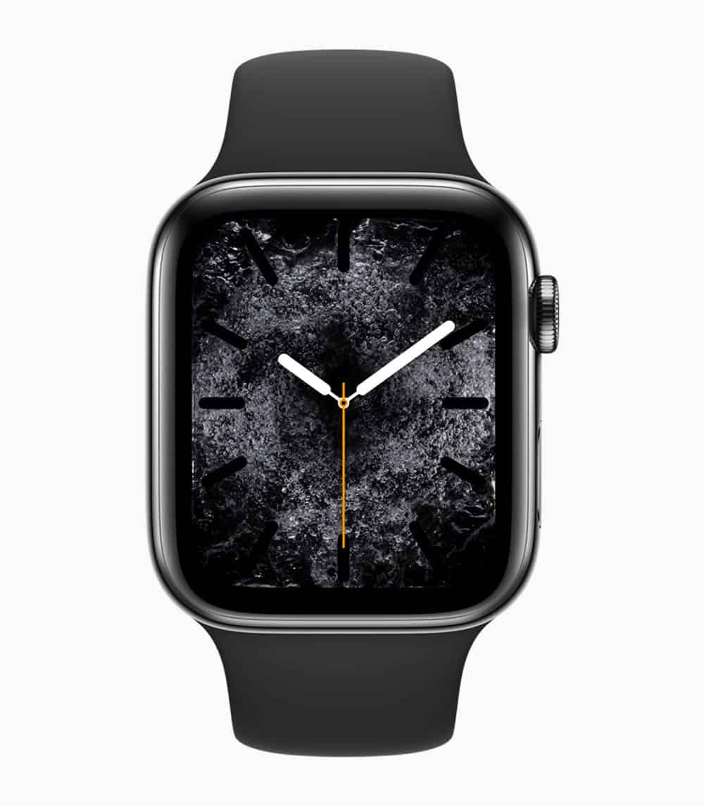 Apple Watch Series4 Water 09122018