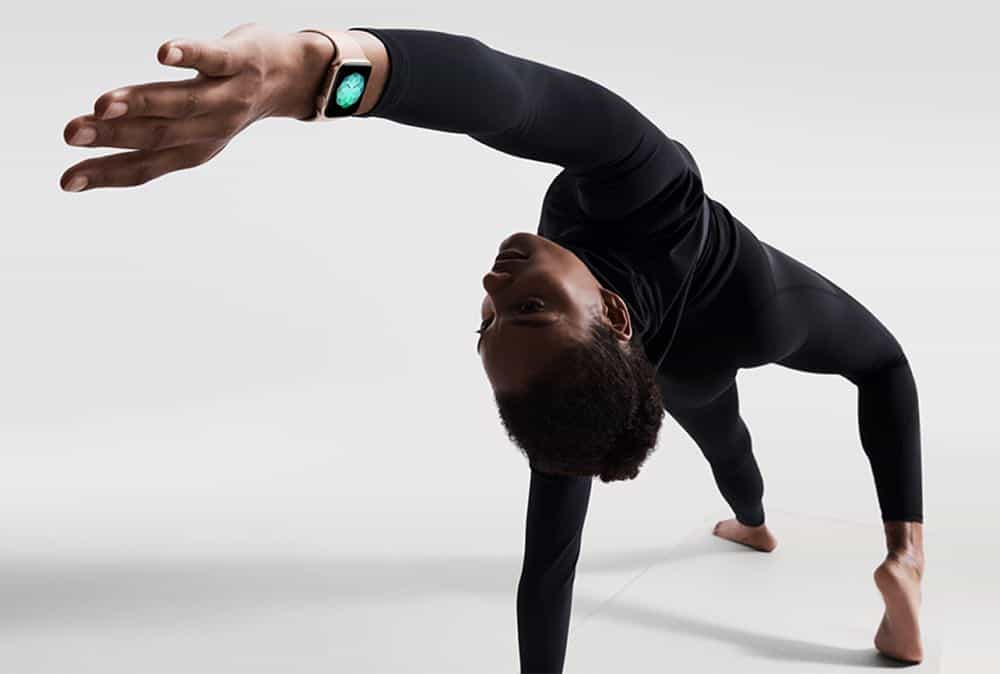 Apple Watch Series4 yoga 09122018
