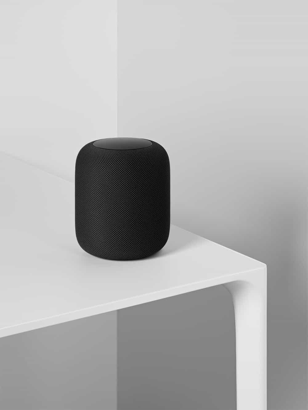Apple HomePod Black 09122018