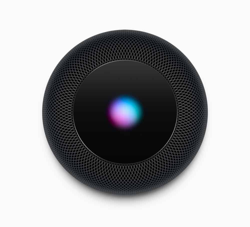 Apple HomePod Siri screen 09122018