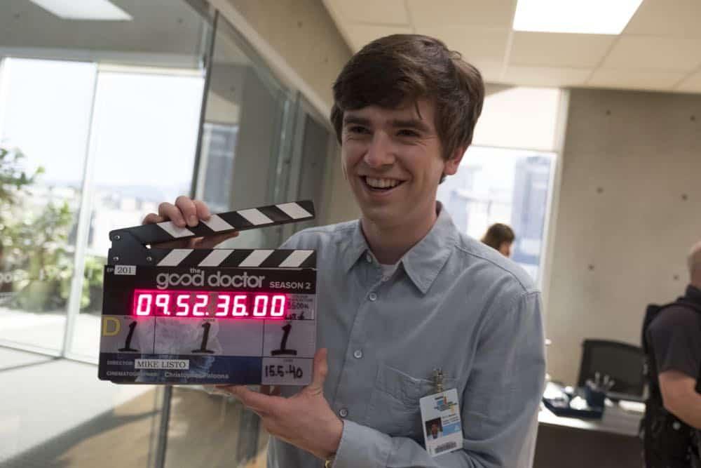 THE GOOD DOCTOR Season 2 Episode 1 Hello 01