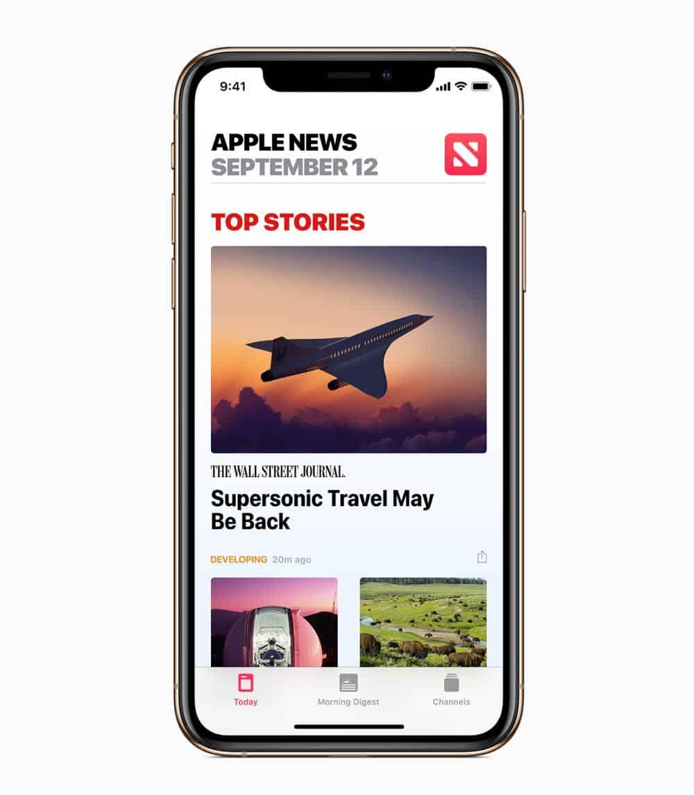 iOS12 iPhoneXs News for You 09172018