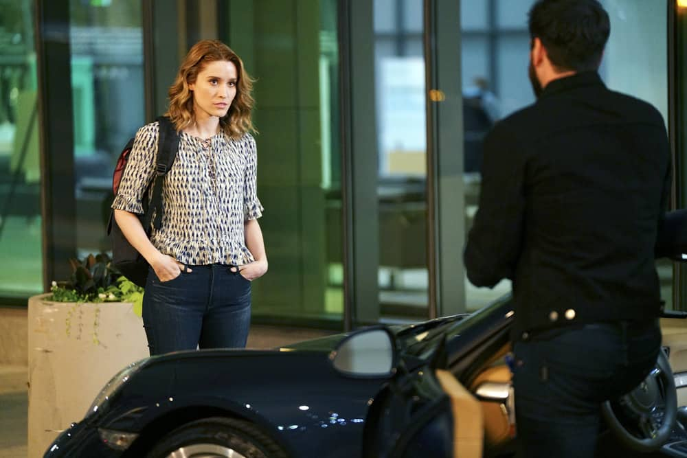 """CHICAGO MED -- """"Be My Better Half"""" Episode 401 -- Pictured: Norma Kuhling as Ava Bekker -- (Photo by: Elizabeth Sisson/NBC)"""