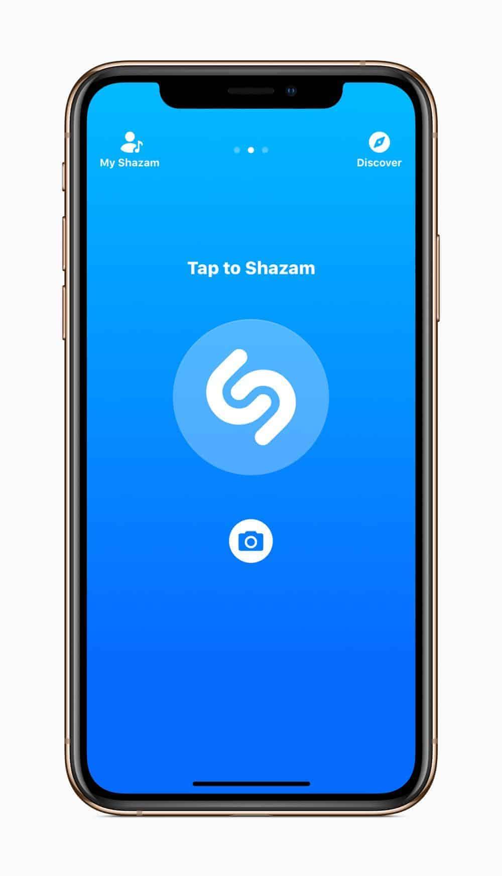 Shazam Apple iPhone Xs 09242018