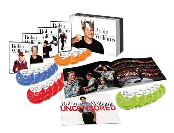 Robin Williams Product Shot Upsell