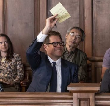 """Jury Duty""--Bull finds himself on the opposite side of voire dire when he must serve jury duty while simultaneously mounting a defense for a woman on trial for killing her daughter's murderer, on BULL, Monday, Oct. 1 (10:00-11:00 PM, ET/PT) on the CBS Television Network. Pictured: Michael Weatherly as Dr. Jason Bull Photo: David Giesbrecht/CBS ©2018 CBS Broadcasting, Inc. All Rights Reserved"