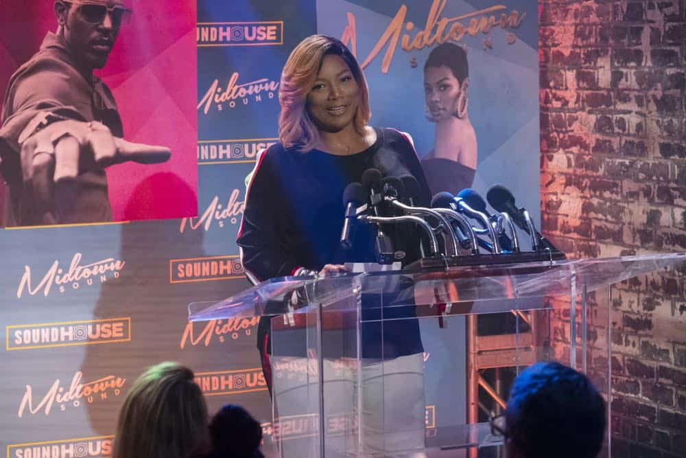 """STAR: Queen Latifah in the """"Secrets & Lies"""" Season Three premiere of STAR airing Wednesday, Sept. 26 (9:00-10:00 PM ET/PT) on FOX. ©2018 Fox Broadcasting Co. CR: Wilford Harewood/FOX"""