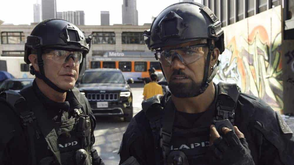 S.W.A.T. Season 2 Episode 1 Shaky Town 27