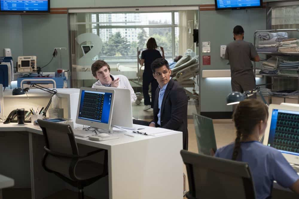 THE GOOD DOCTOR Season 2 Episode 2 Middle Ground 32
