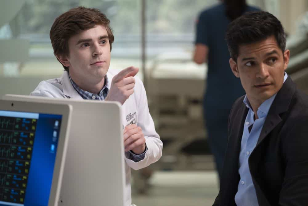 THE GOOD DOCTOR Season 2 Episode 2 Middle Ground 33