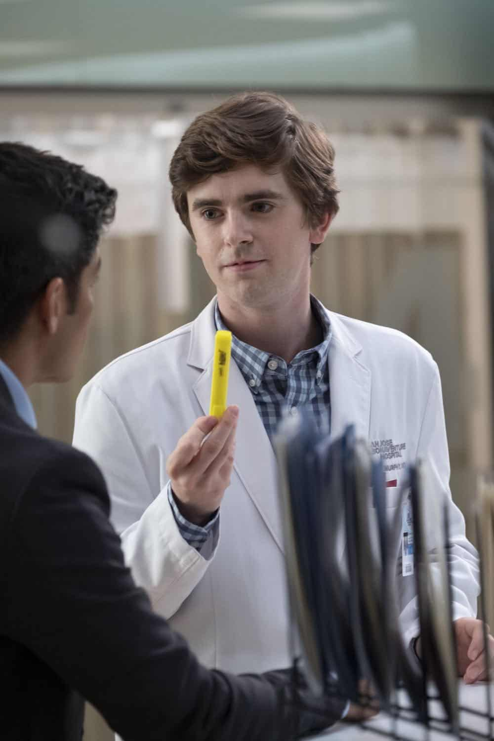 THE GOOD DOCTOR Season 2 Episode 2 Middle Ground 34