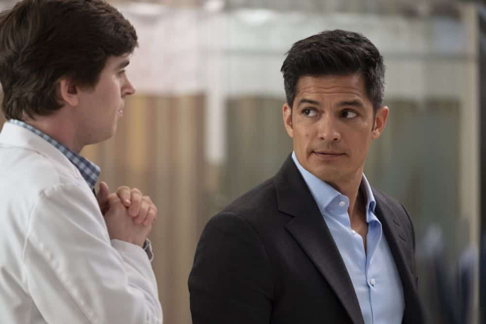 THE GOOD DOCTOR Season 2 Episode 2 Middle Ground 37