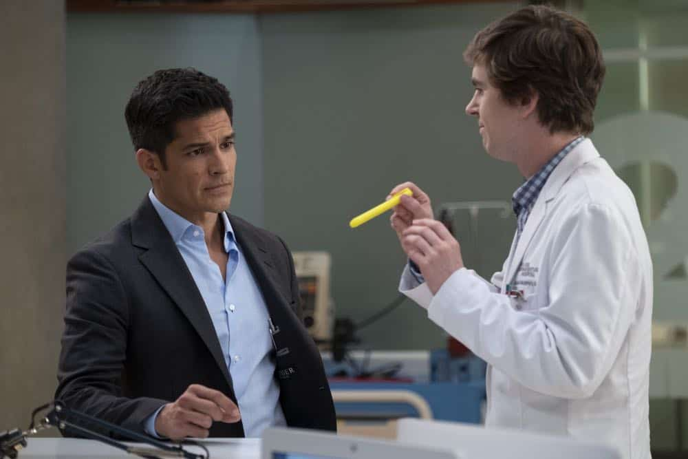 THE GOOD DOCTOR Season 2 Episode 2 Middle Ground 43