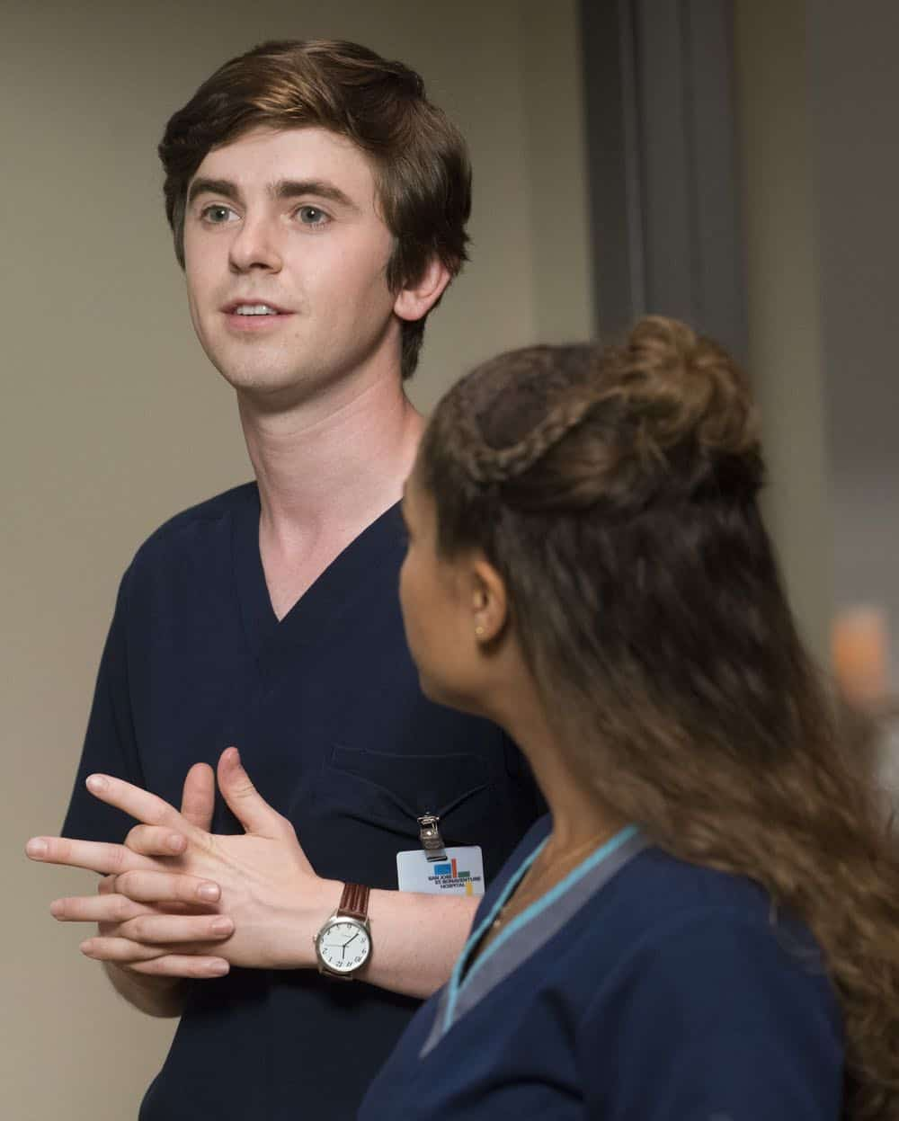 THE GOOD DOCTOR Season 2 Episode 2 Middle Ground 19
