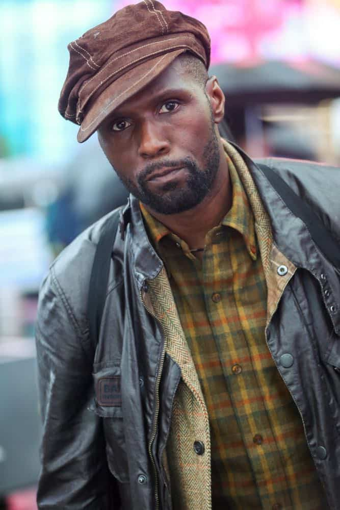 "MANIFEST -- ""Reentry"" Episode 102 -- Pictured: Curtiss Cook as Radd -- (Photo by: Craig Blankenhorn/NBC)"