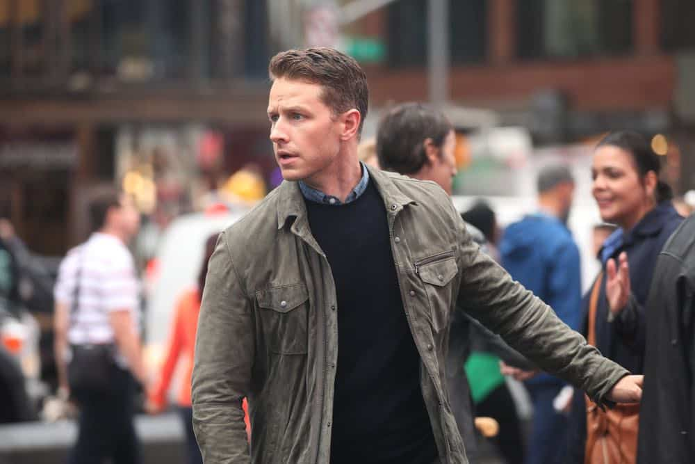 "MANIFEST -- ""Reentry"" Episode 102 -- Pictured: Josh Dallas as Ben Stone -- (Photo by: Craig Blankenhorn/NBC)"