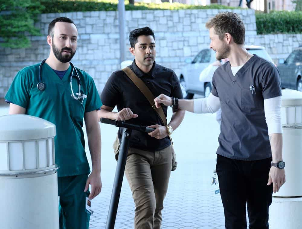 THE RESIDENT Season 2 Episode 2 The Prince And The Pauper 07