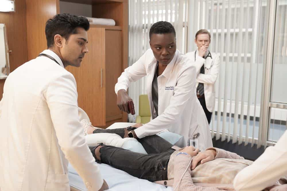 THE RESIDENT Season 2 Episode 2 The Prince And The Pauper 12