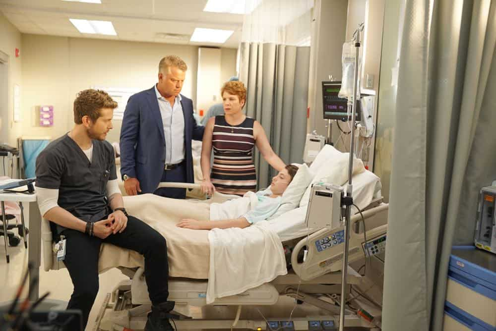 THE RESIDENT Season 2 Episode 2 The Prince And The Pauper 15