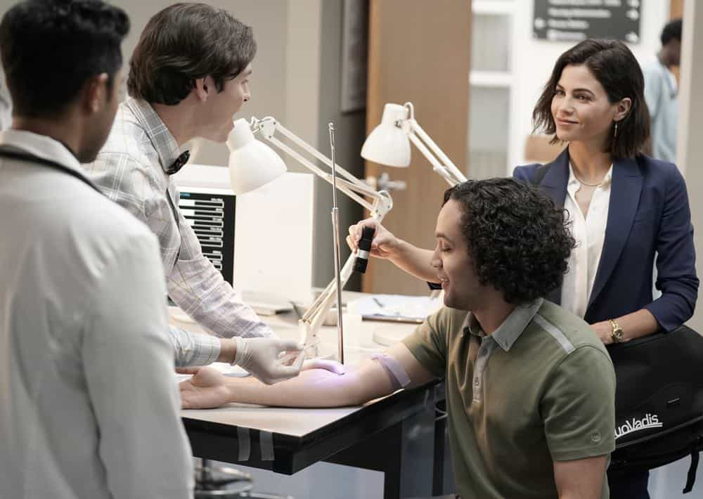 THE RESIDENT Season 2 Episode 2 The Prince And The Pauper 21