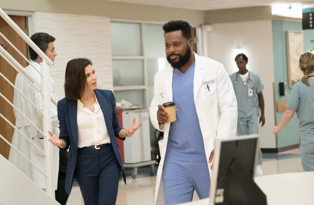 THE RESIDENT Season 2 Episode 2 The Prince And The Pauper 22