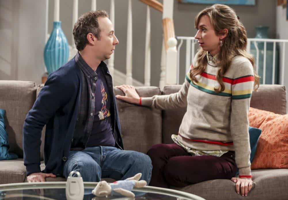 THE BIG BANG THEORY Season 12 Episode 3 The Procreation Calculation 08