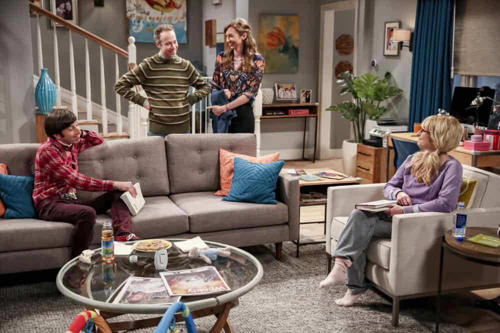 THE BIG BANG THEORY Season 12 Episode 3 The Procreation Calculation 11
