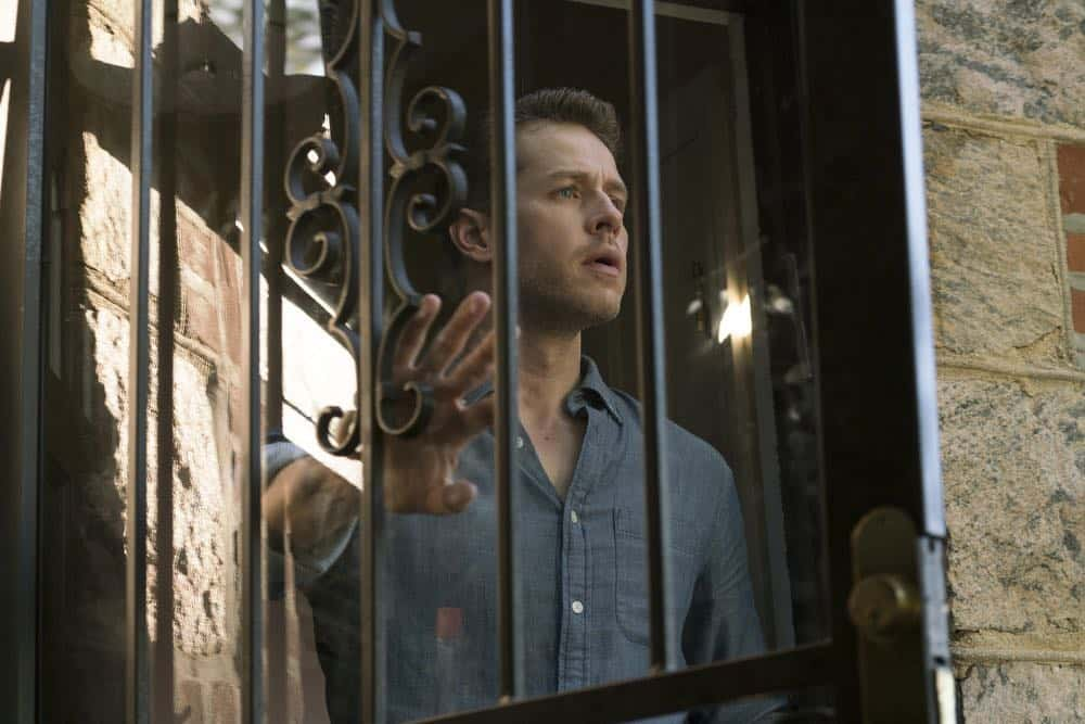 "MANIFEST -- ""Turbulence"" Episode 103 -- Pictured: Josh Dallas as Ben Stone -- (Photo by: Barbara Nitke/NBC/Warner Brothers)"