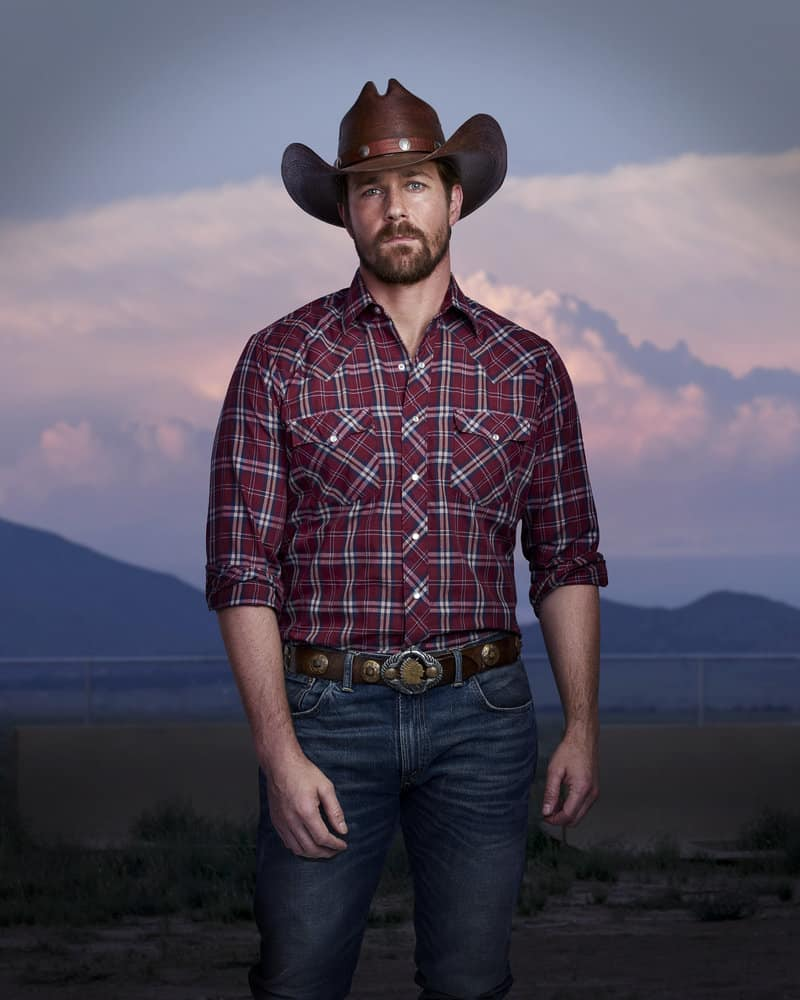 MIDNIGHT, TEXAS -- Season: 2 -- Pictured: Josh Kelly as Walker -- (Photo by: Virginia Sherwood/NBC)