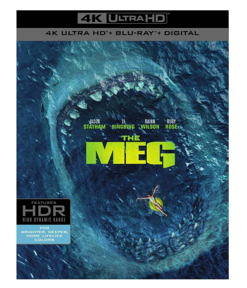 The Meg 4k Bluray Digital 1
