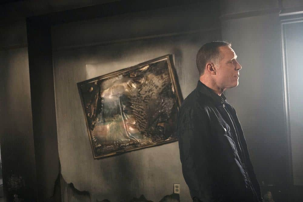 "CHICAGO P.D. -- ""Endings"" Episode 603 -- Pictured: Jason Beghe as Hank Voight -- (Photo by: Adrian Burrows/NBC)"