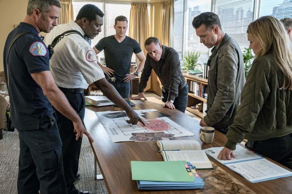 CHICAGO P.D. Season 6 Episode 2 Endings 16