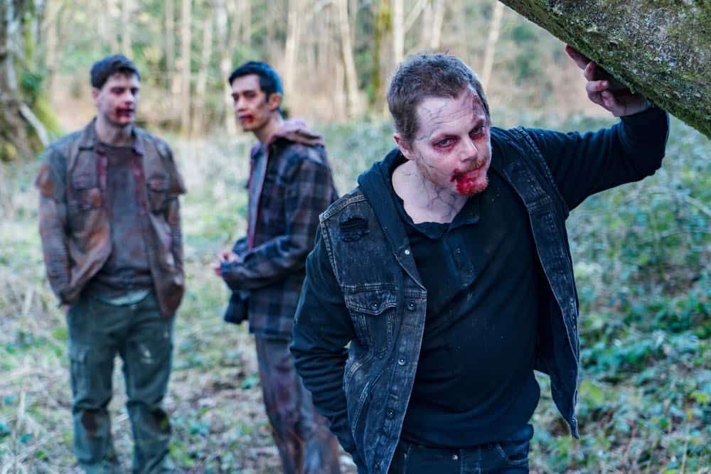 "VAN HELSING -- ""Fresh Tendrils"" Episode 301 -- Pictured: Vampire -- (Photo by: Dan Power/Nomadic Pictures Inc./SYFY)"