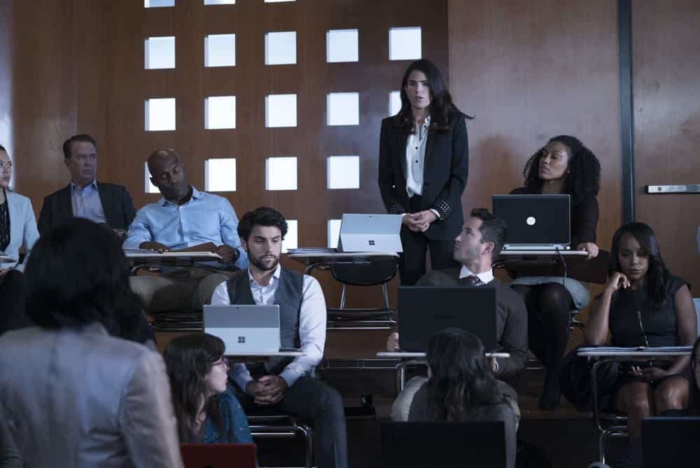 HOW TO GET AWAY WITH MURDER Season 5 Episode 2 Whose Blood Is That 16