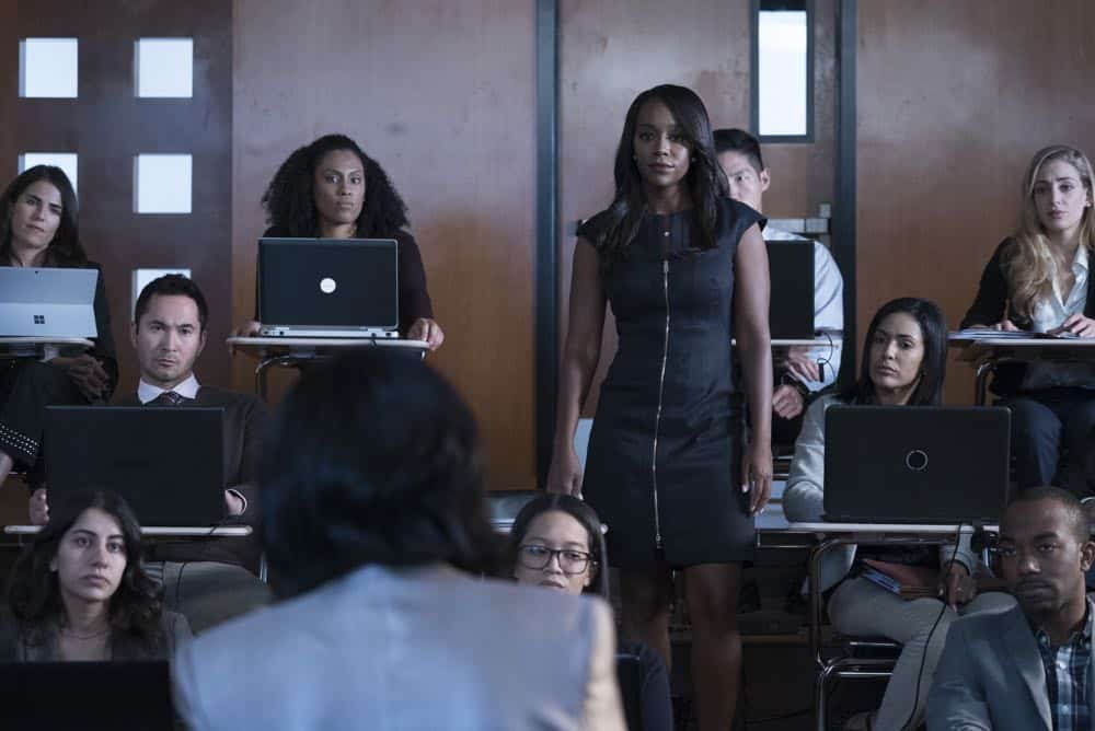 HOW TO GET AWAY WITH MURDER Season 5 Episode 2 Whose Blood Is That 18