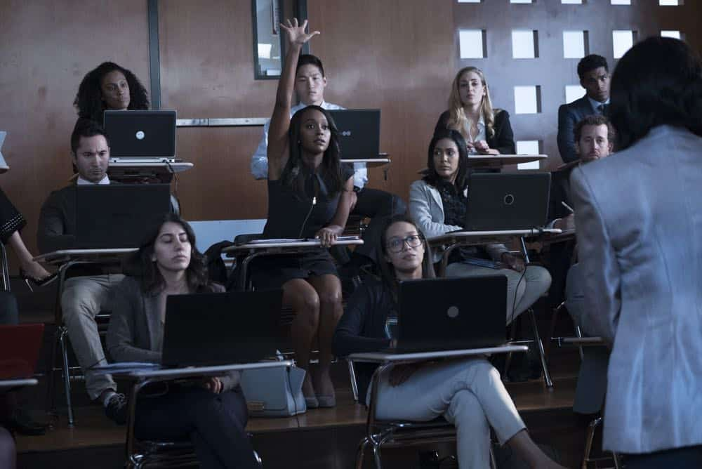 HOW TO GET AWAY WITH MURDER Season 5 Episode 2 Whose Blood Is That 22