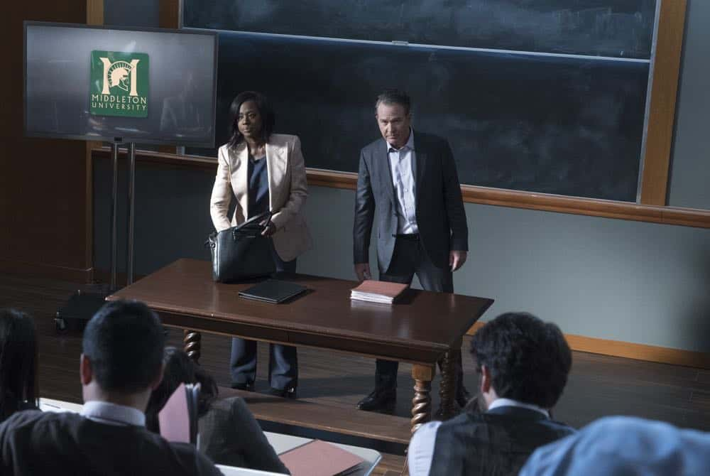 HOW TO GET AWAY WITH MURDER Season 5 Episode 2 Whose Blood Is That 07