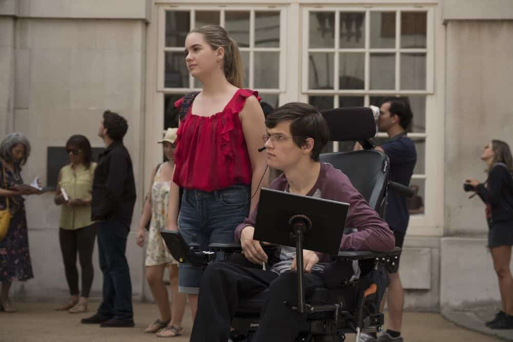 Speechless Season 3 Episode 1 London Part 1 41