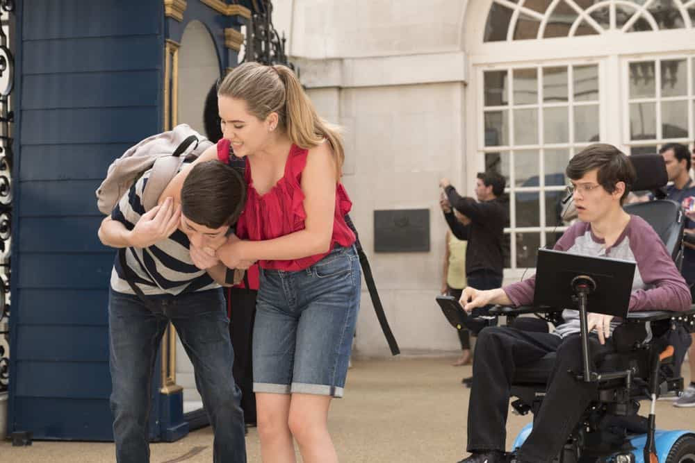 Speechless Season 3 Episode 1 London Part 1 43