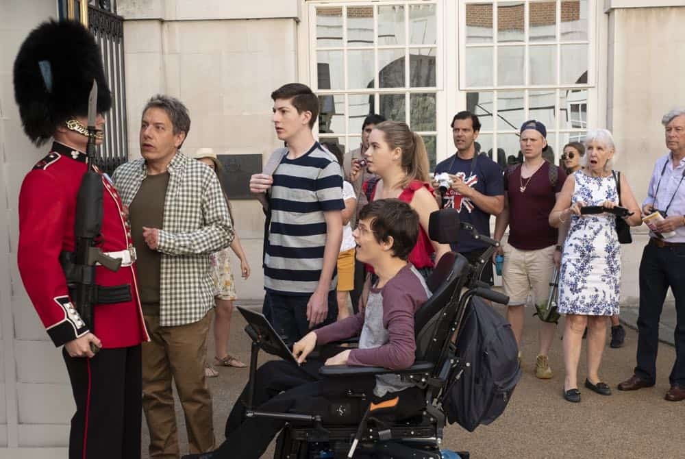 Speechless Season 3 Episode 1 London Part 1 24