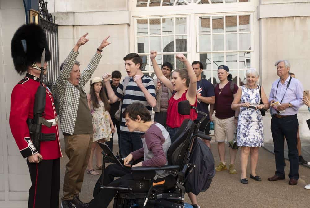 Speechless Season 3 Episode 1 London Part 1 25