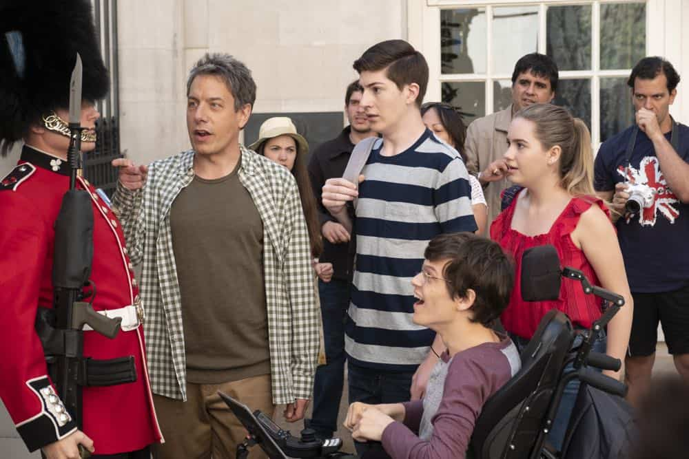 Speechless Season 3 Episode 1 London Part 1 26